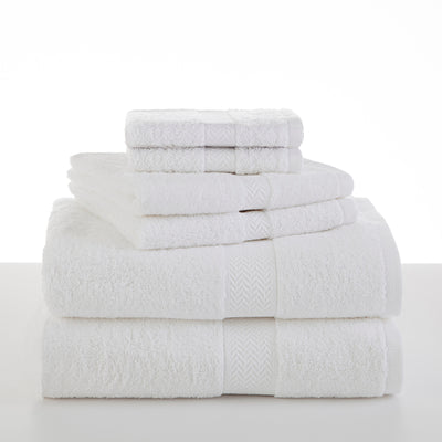 Martex Ringspun 6-Piece Towel Set
