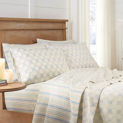 Martex Winter 2 Pack Holiday Sheet Sets