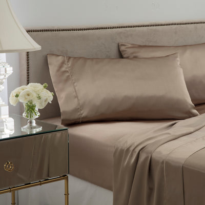 Seduction Satin Sheet Set