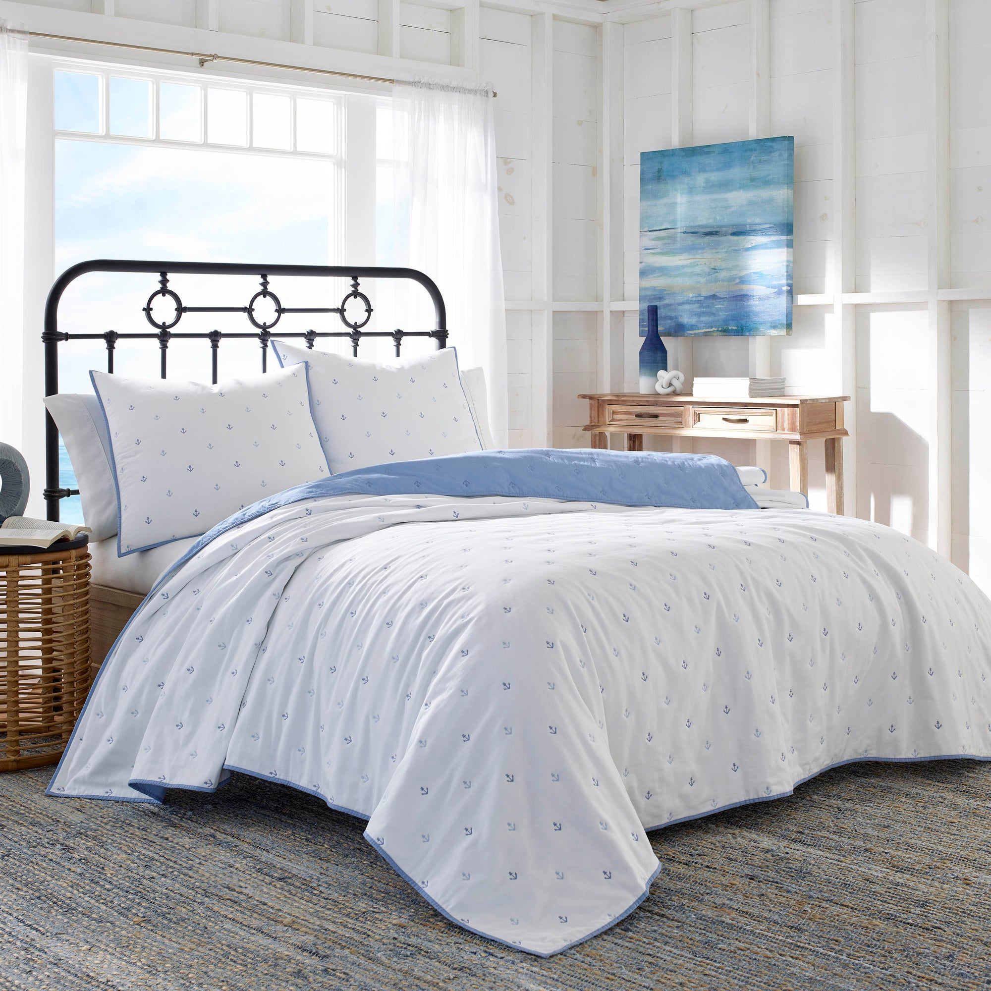 Southern Tide Crystal River Quilt
