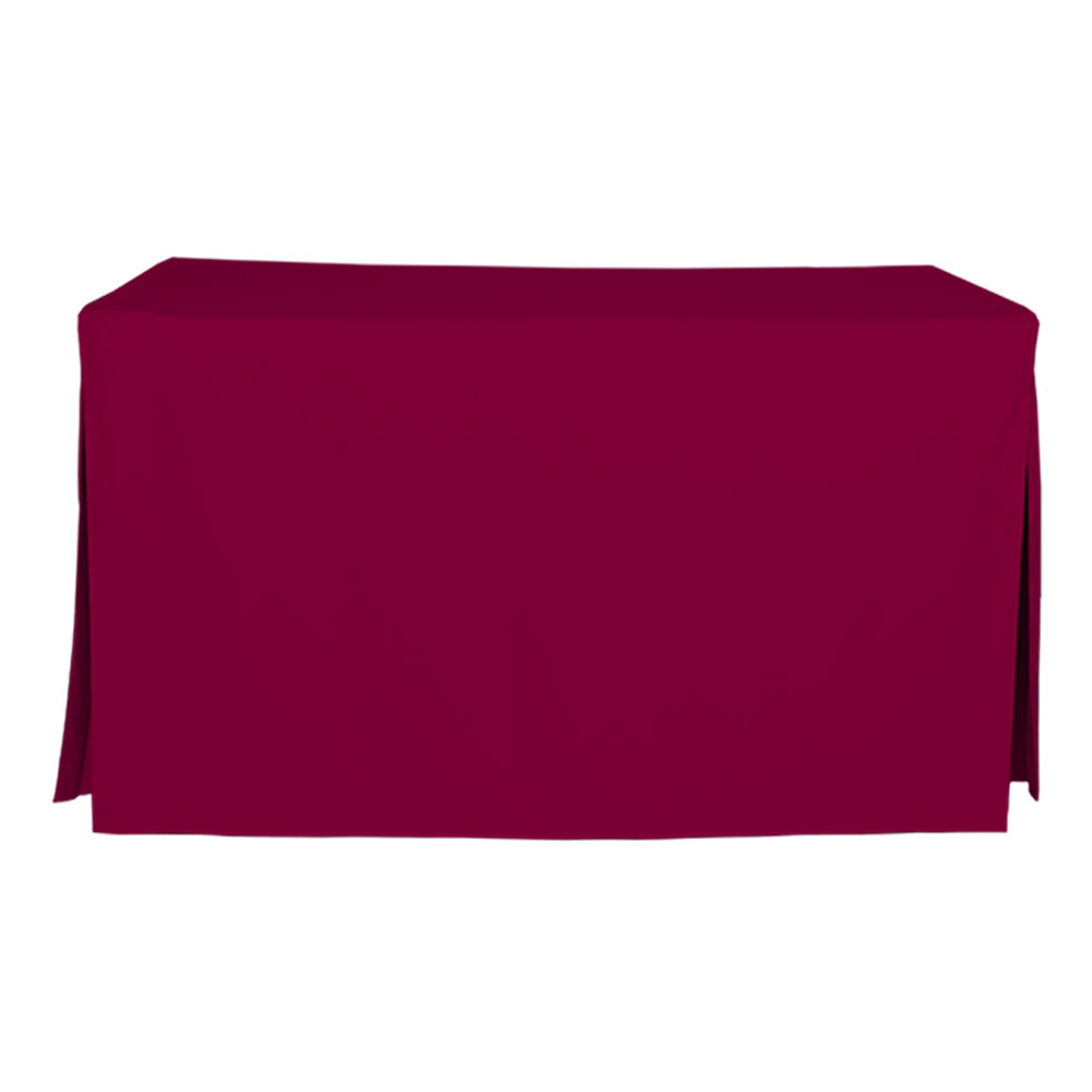 Tablevogue Solid Assorted 5' Table Cover