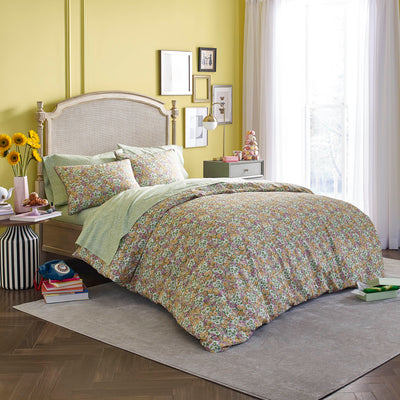 Lady Pepperell Cristina Floral Comforter Set