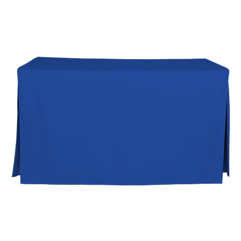 Tablevogue Solid Assorted 5 Foot Table Cover