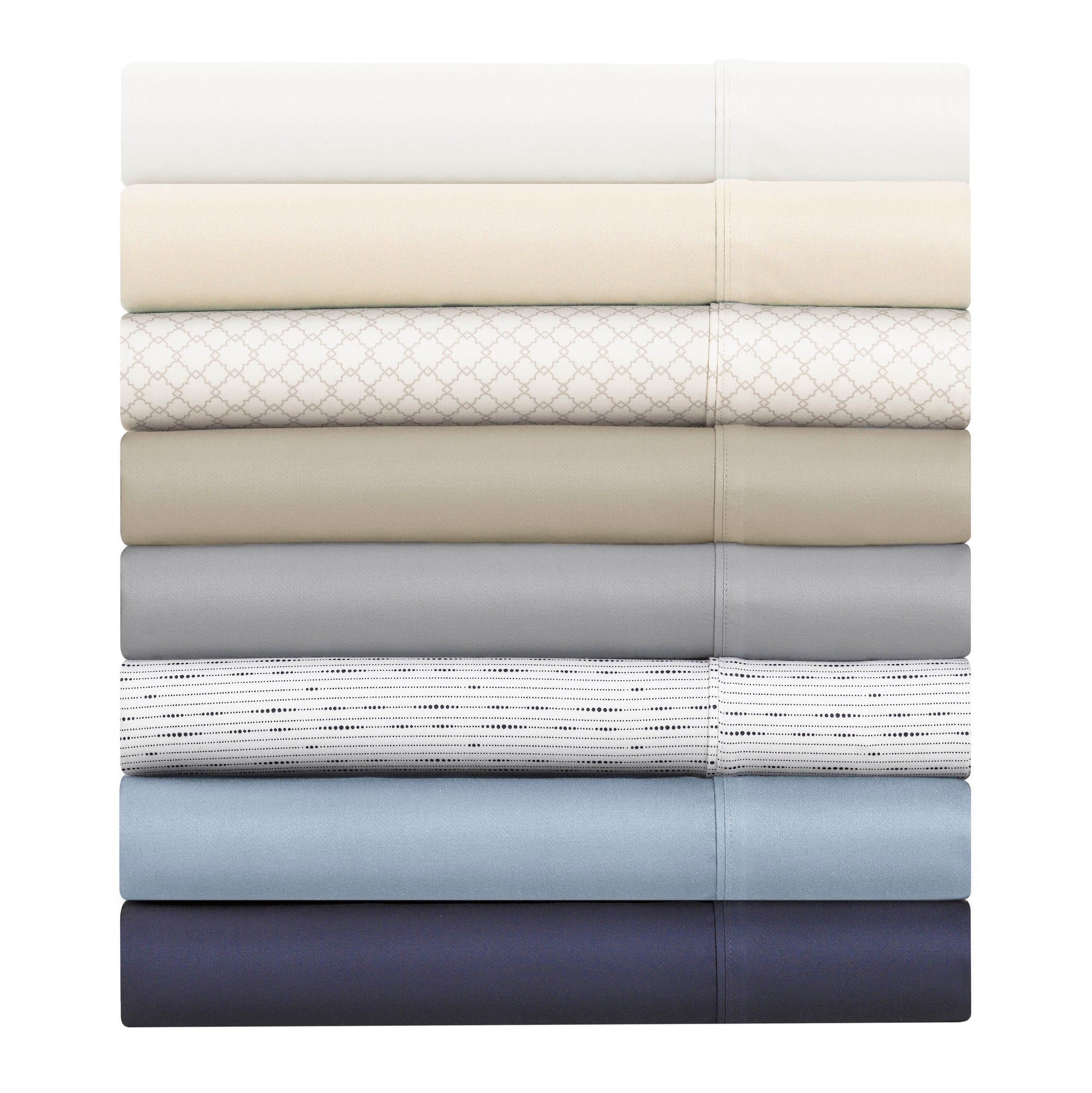 Modern Living Organic Cotton Sheet Set