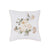 "Nostalgia Home Juliette 16"" Square Embroidered Decorative Pillow"
