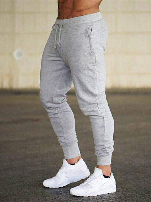 Casual Drawstring Sweatpants