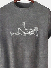 Skull Graphic Men's Tee