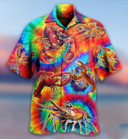 Casual Lobster Hawaiian Shirt