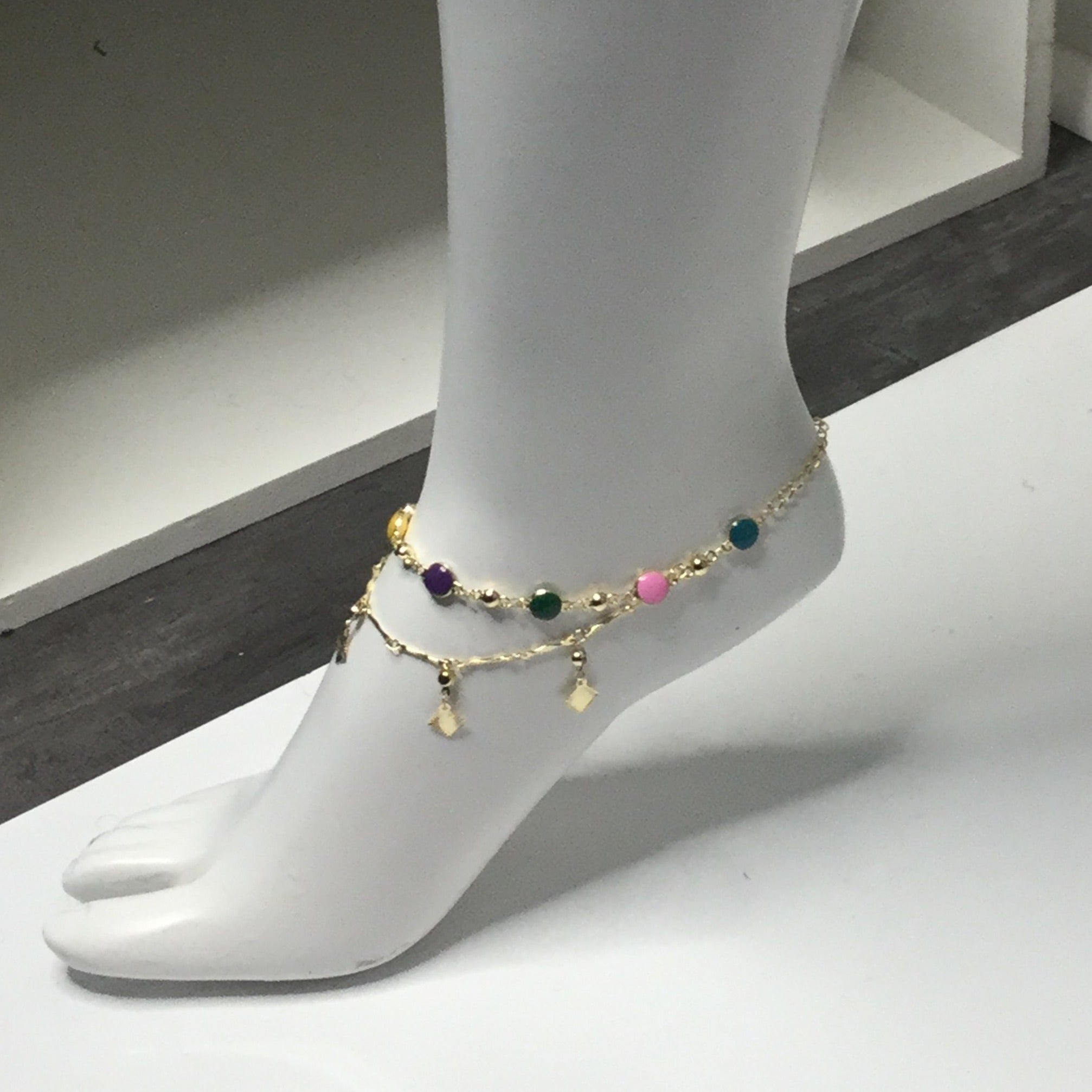 Adorable Anklet