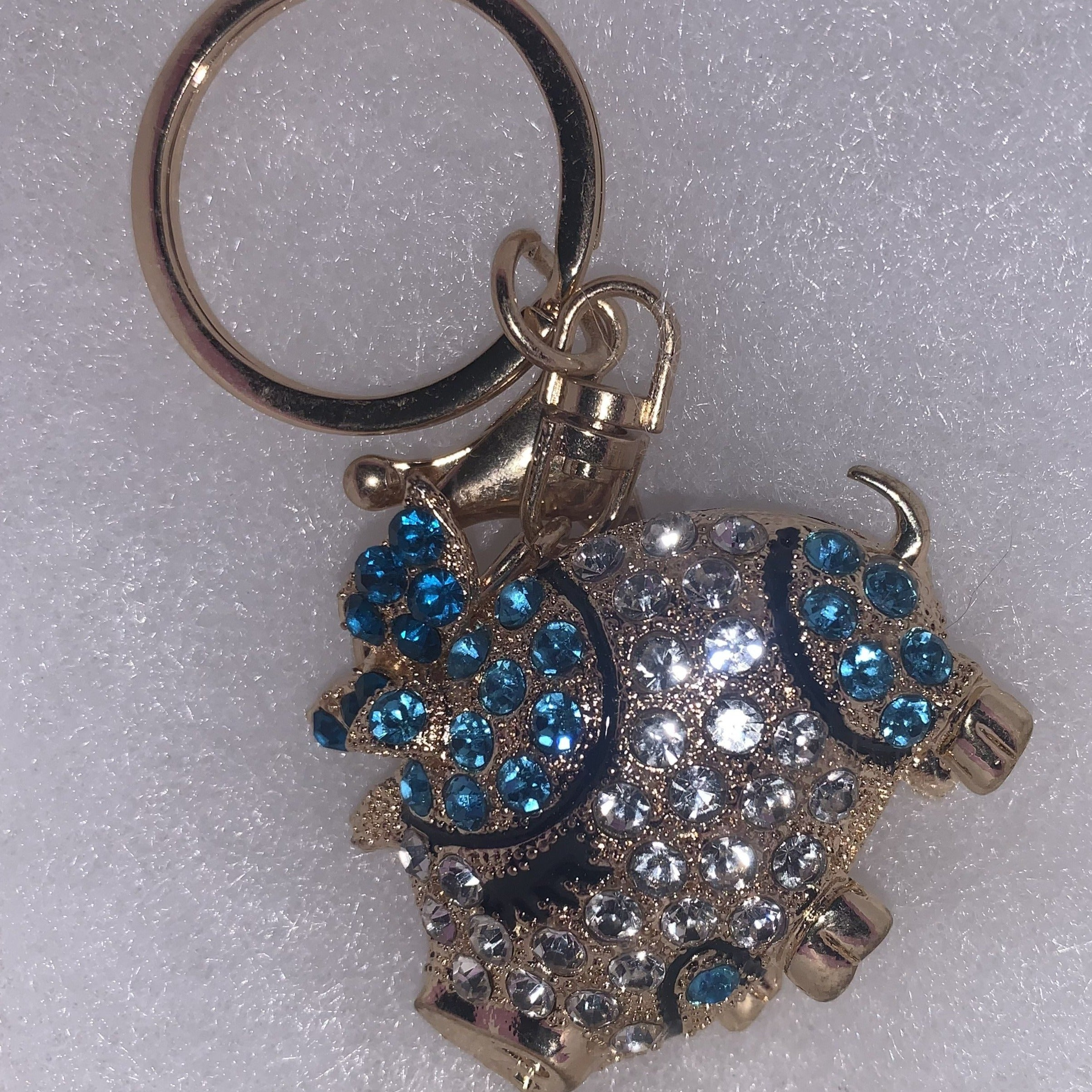 Assorted Blinging Keychains