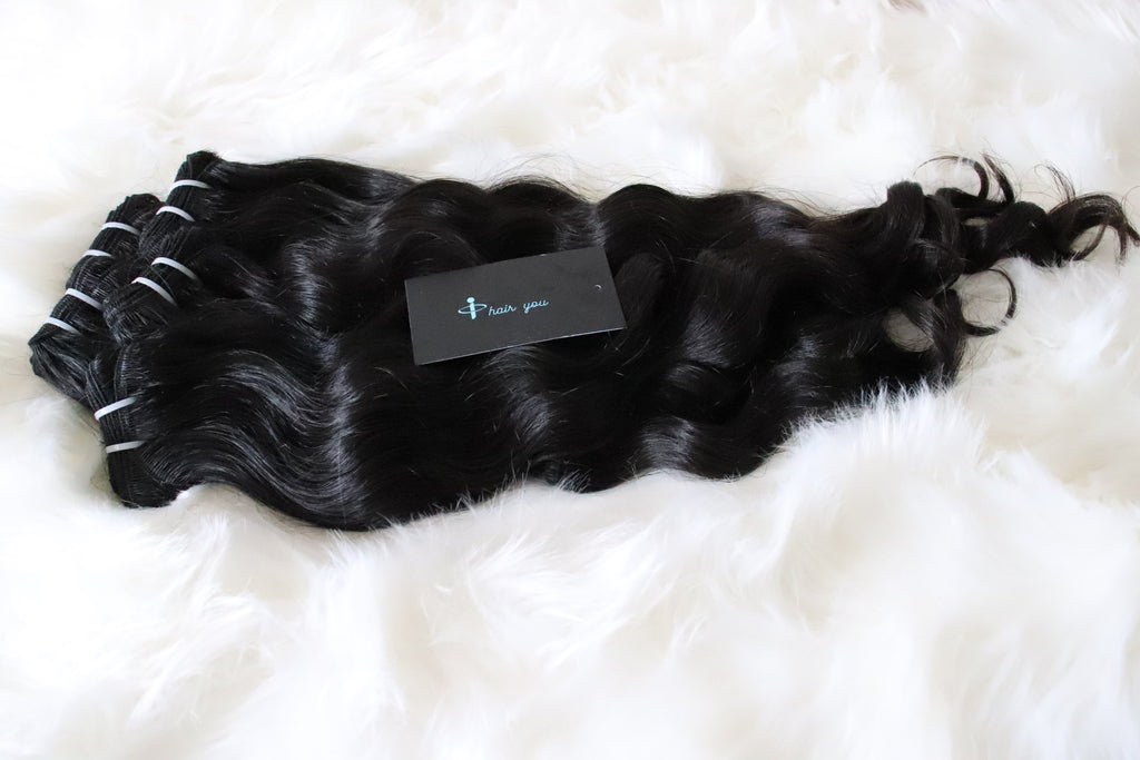Raw Hair Bundles