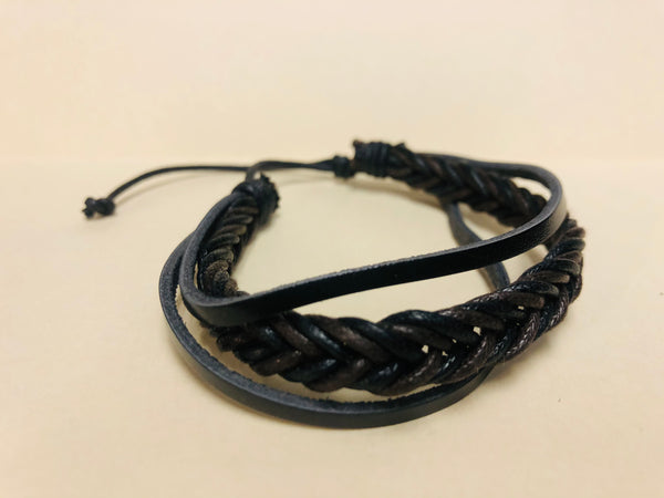 Men's Twisted Double Band