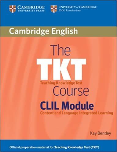 Cambridge Teaching Knowledge Test (TKT) Module CLIL - Book