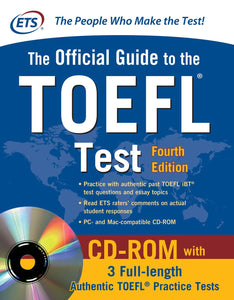 The Official Guide to the TOEFL Test, Fourth Edition