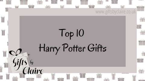 Top 10 Harry Potter Gifts