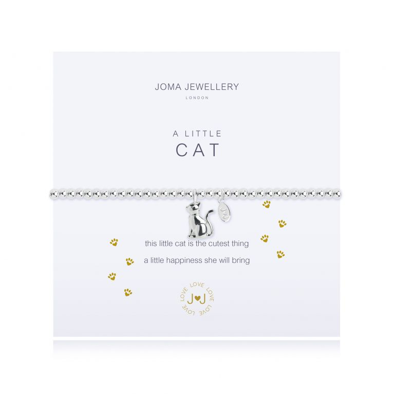 Joma Jewellery Cat Bracelet