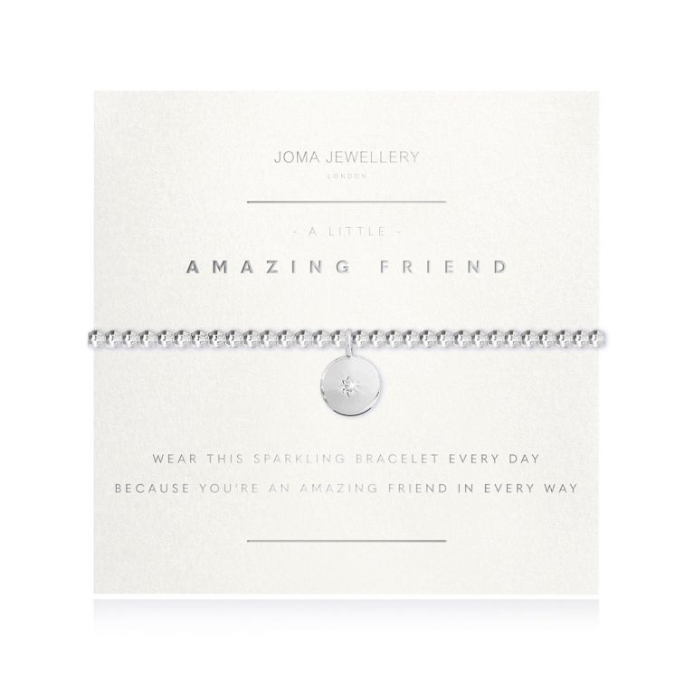 Joma Jewellery Amazing Friend Bracelet