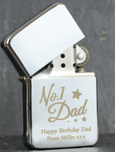 Load image into Gallery viewer, Personalised Dad or Grandad Lighter