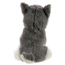 Load image into Gallery viewer, Husky Dog Plush Door Stop