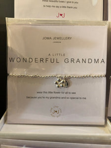 Wonderful Grandma Joma Jewellery Bracelet