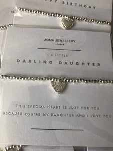 Darling Daughter Joma Jewellery Bracelet