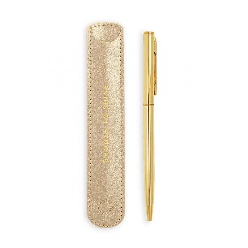Katie Loxton Pen with sleeve