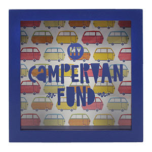 Camper van fund money box