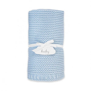 Katie Loxton Knitted Baby Blanket
