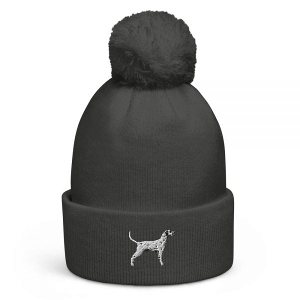 Beanie Embroidered Dog Breed Hat