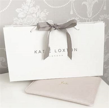 Load image into Gallery viewer, Katie Loxton Fabulous Friend Navy Pouch