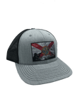 Florida State Pride - Heather Grey/Black Snapback - Southern Fowler