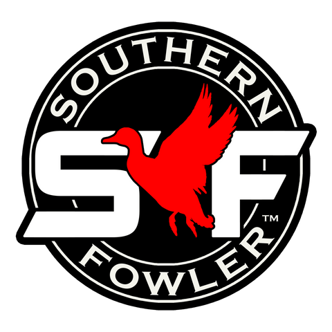 White Red Decal - Southern Fowler