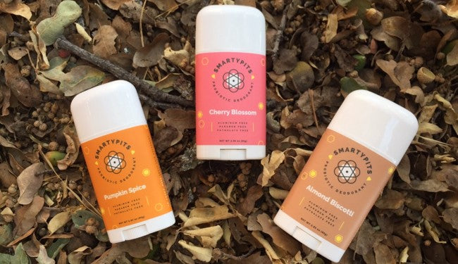 Fall Deodorant Scents Are Coming!
