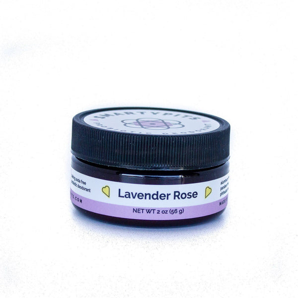 Lavender Rose | Probiotic Deodorant Cream