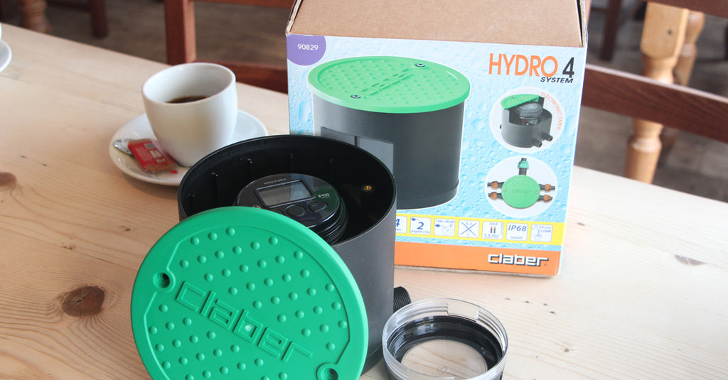 Claber Hydro 4 System - Hands on with Claber's latest innovation