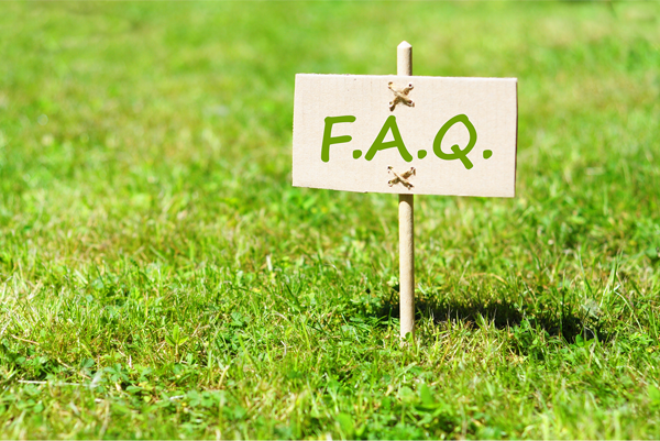 Irrigation FAQ