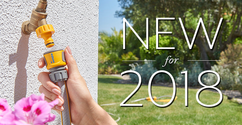 New Hozelock Products for 2018