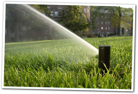 Pop-Up Sprinkler Systems