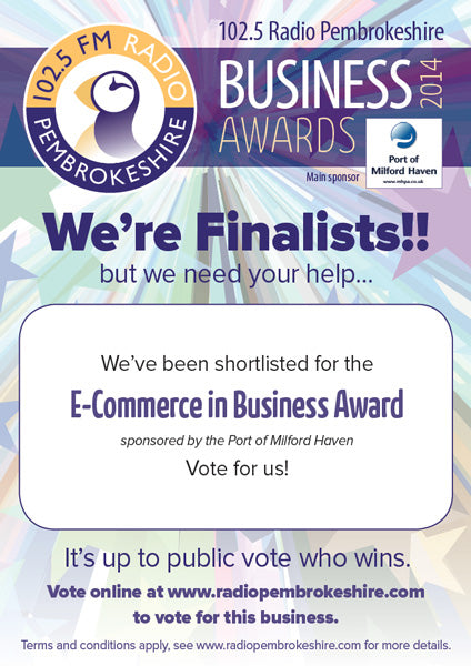 Radio Pembrokeshire Business Awards