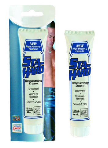 Sta-hard cream 1.5 oz - unscented
