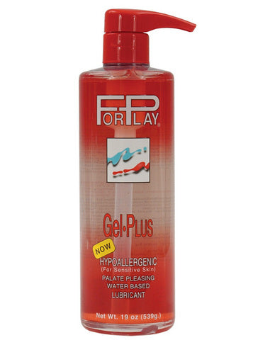 Forplay Gel Plus Lubricant 19oz