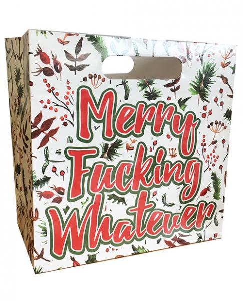 Merry F*cking Whatever Gift Bag