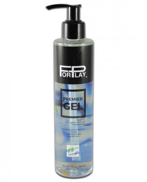 Forplay Premier Gel Lubricant 9oz Pump Bottle