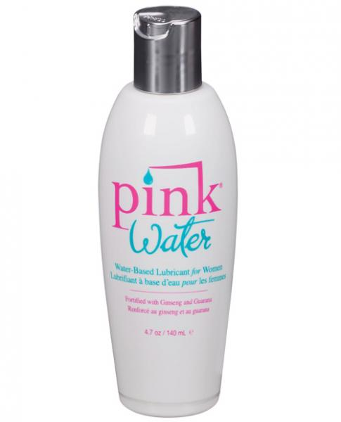 Pink Water Based Lubricant for Women Flip Top 4.7oz Bottle