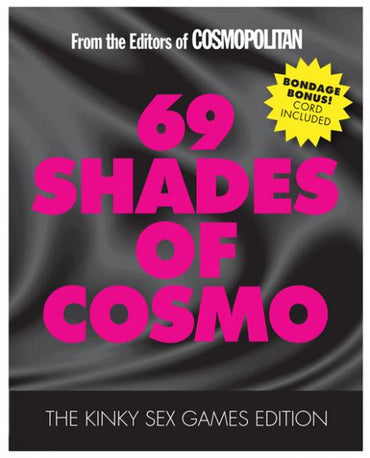 69 Shades Of Cosmo Kinky Sex Games Addition
