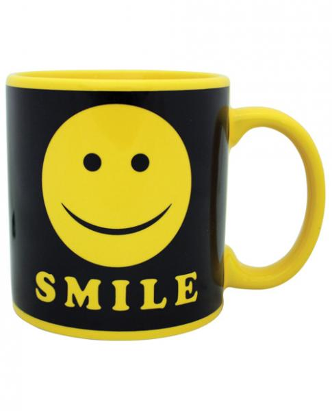 Attitude Mug Smile If You Give Good Head