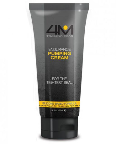 4M Training Gear Endurance Silicone Pumping Cream 6oz