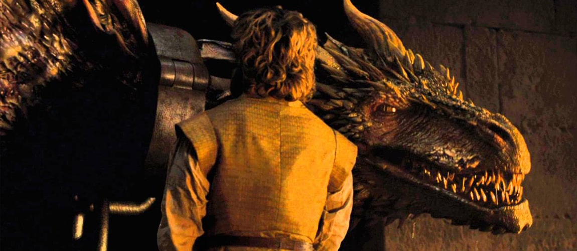 Tyrion Rencontre Dragons