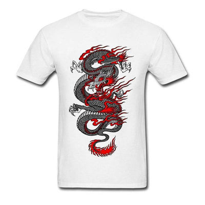 T-Shirt Dragon<br> Contre Attaque