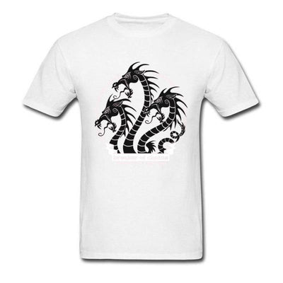 T-Shirt Dragon Daenerys Blanc